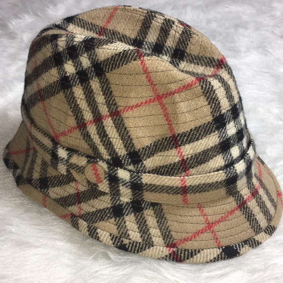 Burberry Other - Men s Burberry s wool fedora hat 7-1 4 4458a9c0f0a7